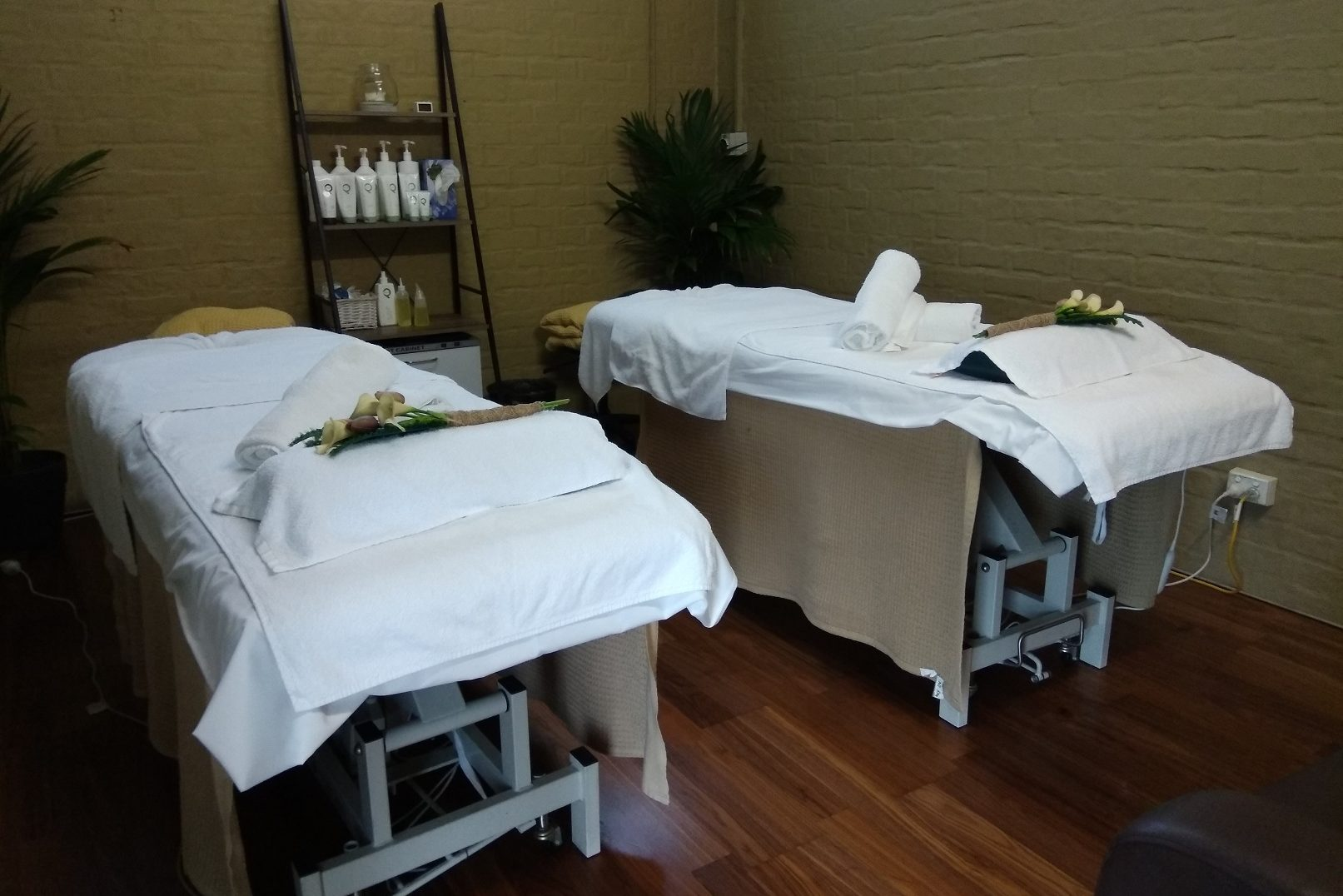 Day Spa Double Room